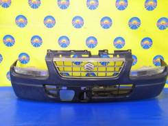 Бампер Suzuki Alto 1997-1998 [7171172G50799] HA11S F6A, передний [95614]
