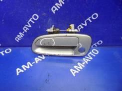 Ручка двери внешняя Toyota Carina [6922020280C0] AT191 7A-FE, передняя левая