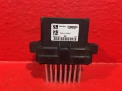 Резистор отопителя Opel Astra J 2009-2015 [13503201] P10 A16XER