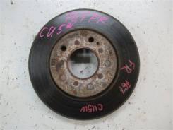 Тормозной диск Mitsubishi Airtrek 2004 [MR510966], правый передний