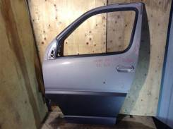 Дверь боковая Toyota Grand Hiace 2001 VCH10, передняя левая