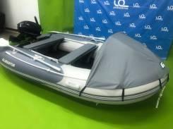 Лодка ПВХ Gladiator E340TP + Gladiator 9.8