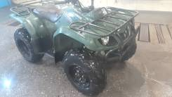 Yamaha Grizzly 350, 2012