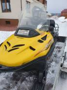 BRP Ski-Doo Skandic, 2020