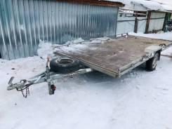 Продам прицеп легковой на два снегохода
