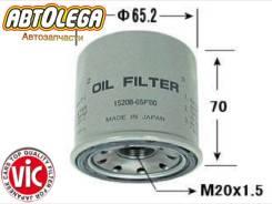 Фильтр масляный VIC C-224 Nissan QG# MR20DE QR20/25 SR20 VQ 20/25 HR#