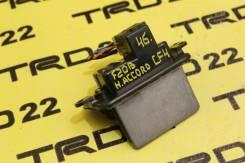 Реостат печки (резистор) Honda Accord CF4
