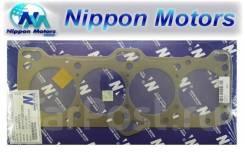 Прокладка ГБЦ Графитовая. Nippon HG-633 MD113173 Mitsubishi