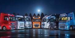 Крнтрактные запчасти на грузовики Volvo Mercedes