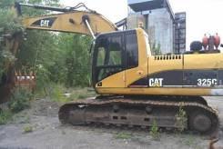 Гусеничный экскаватор Caterpillar 325С L 2004