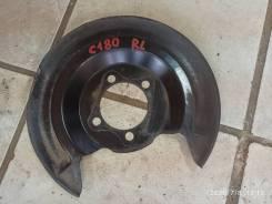 Пыльник тормозного диска задний левый Toyota Corolla 180 150