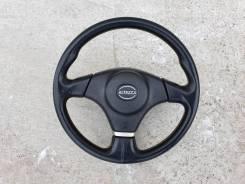 Руль Toyota Altezza sxe gxe в сборе кожа