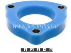 Проставка опоры передней амортизационной стойки, 20мм Полиуретан 52089331AC