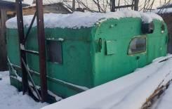 Будка ГАЗ 66