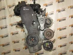 Контрактный двигатель Фольксваген Гольф 1,6 i AKL