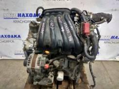 Двигатель Nissan Note 2004-2012 E11 HR15DE