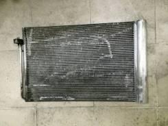 Радиатор кондиционера Bmw 7-Series 2003 [64508379885] E65 N62B44A, передний нижний