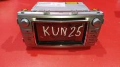 Магнитофон Toyota Hilux Pick Up [861400K411] KUN25