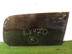 Форточка Lexus Lx470, задняя правая