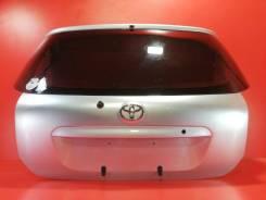 Дверь багажника Toyota Corolla 2005 [670051F890] ZZE121L 3ZZ-FE, задняя