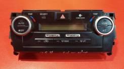 Блок управления климат-контролем Toyota Camry 2011-2014 [5590033D60] ACV51 2GR-FE