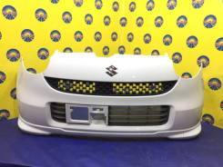Бампер Suzuki Mr Wagon 2006-2009 MF22S, передний [102653]