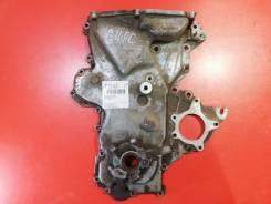 Лобовина двигателя Kia Rio 2011-2017 [213502B702] QB G4FC