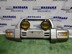 Бампер Mitsubishi Pajero Mini 1994-2012 H56A 4A30, передний