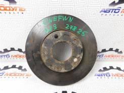 Диск тормозной Nissan Lafesta Cwefwn, передний
