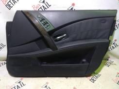 Обшивка двери Bmw 5 Серия 2007 [51417076764] E61 N52B25, передняя правая