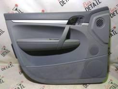 Обшивка двери Porsche Cayenne 2009 [95555512703PBK] 957 M55.01, передняя левая