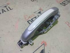 Ручка двери внешняя Porsche Cayenne 2009 [95553103200G2X] 957 M55.01, задняя левая