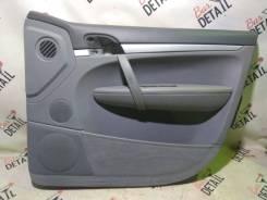 Обшивка двери Porsche Cayenne 2009 [95555512703PBK] 957 M55.01, передняя правая
