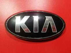 Эмблема Kia Sorento 2012-н. в. [863202P560] XM D4HB, передняя