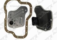 Фильтр АКПП Mazda Xedos-6/9/MPV/323F/626/MX-3/MX-6 с прокладкой SAT STFU9A21500
