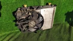 Радиатор ДВС в сборе! Peugeot 207 2007г. 1,6 А/Т Пробег 79,376км.