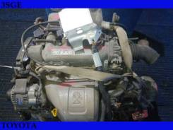 Двигатель контрактный Toyota 3SGE