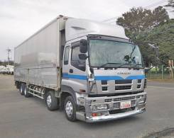 Isuzu Giga 15 тонн, с ПТС, 2007