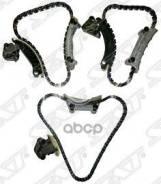 Комплект Для Замены Цепи Грм Chevrolet Captiva/Saab 9-3/9-5/900/Opel Antara/Daewoo Winstorm 3.2l -08 Sat арт. TK-GM159