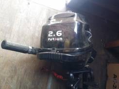 Продам двигатель Parsun подвесной 2,6