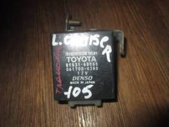 Блок управления трансмиссией Toyota Landcruiser
