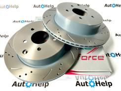 Диски тормозные задние перфорированные G-brake GFR-20116L   GFR-20116R