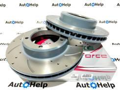 Диски тормозные перед перфорированные G-brake GFR-20759L | GFR-20759R