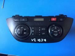 Блок управления климат-контролем Toyota RAV4 ACA21 Контрактный