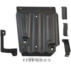 Защита топливного бака Renault Duster 4WD, Nissan Terranо 4WD