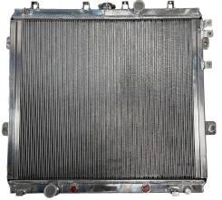 Радиатор охлаждения двигателя Toyota Land Cruiser Prado 150 алюминий