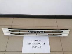 "Решетка Toyota Carina 96-98г с эмблемой ""Carina"""