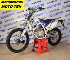 Мотоцикл AVANTIS FX 250 (172MM, ВОЗД.ОХЛ.) ПТС, оф.дилер МОТО-ТЕХ, Томск
