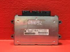 Блок управления двигателем Peugeot 207 2006-2013 [1607236080] Хетчбэк KFT ( TU3A )