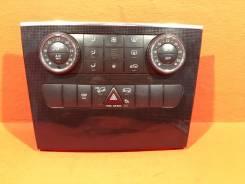 Блок управления климатической установкой Mercedes-Benz M-Class W164 2005-2011 [A2518700289] SUV 642940, передний